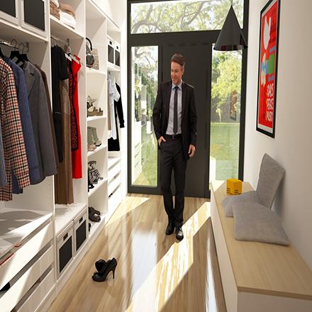 m bel f r unter die treppe meine m belmanufaktur. Black Bedroom Furniture Sets. Home Design Ideas