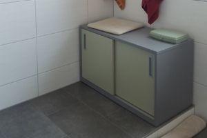 Sideboard-Badezimmer