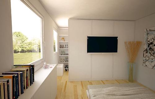 Begehbarer kleiderschrank im schlafzimmer integrieren  Begehbarer Kleiderschrank | meine möbelmanufaktur