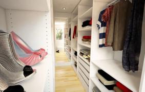 begehbarer kleiderschrank im schlafzimmer | meine möbelmanufaktur