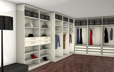 tolle begehbarer kleiderschrank inneneinrichtung bilder die besten einrichtungsideen. Black Bedroom Furniture Sets. Home Design Ideas