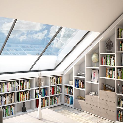 bibliotheken-nach-mass-planen-dachschraege