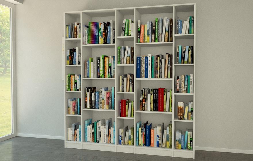 b cherregal nach ma meine m belmanufaktur. Black Bedroom Furniture Sets. Home Design Ideas