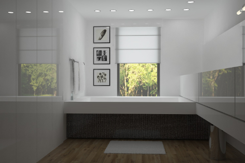 Einbauschrank Fürs Badezimmer Meine Möbelmanufaktur - Badezimmer einbauschrank