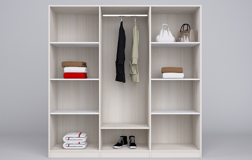flur schrank great targa flurschrank in buche hell with. Black Bedroom Furniture Sets. Home Design Ideas