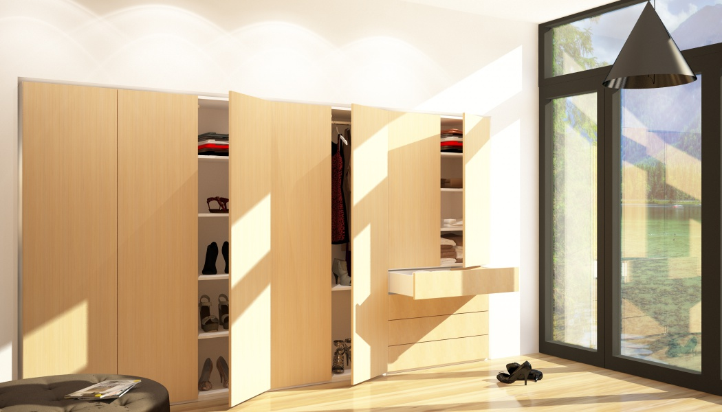 kleiderschrank buche massiv meine m belmanufaktur. Black Bedroom Furniture Sets. Home Design Ideas