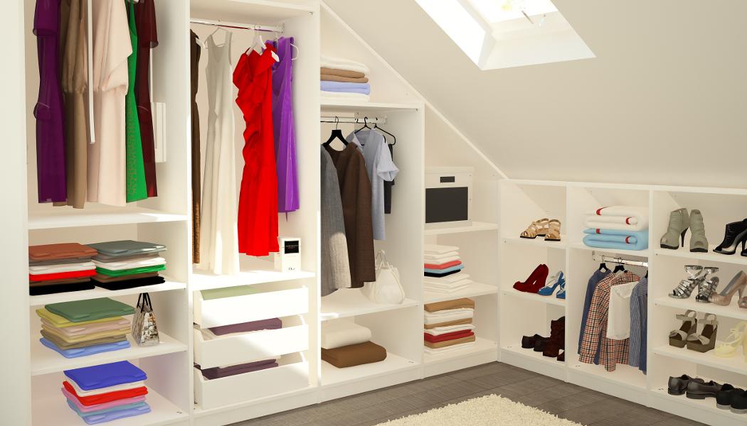 gebraucht offenes kleiderschranksystem zu verkaufen kleiderschranksystem nach ma offen schn. Black Bedroom Furniture Sets. Home Design Ideas