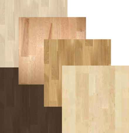 Kommode aus Massivholz