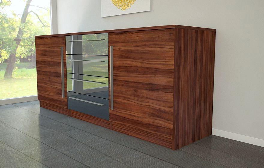 kommode 80 cm breit nussbaum wohndesign und einrichtungs. Black Bedroom Furniture Sets. Home Design Ideas