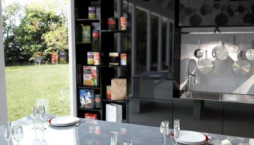 Küchenhochschrank | meine möbelmanufaktur