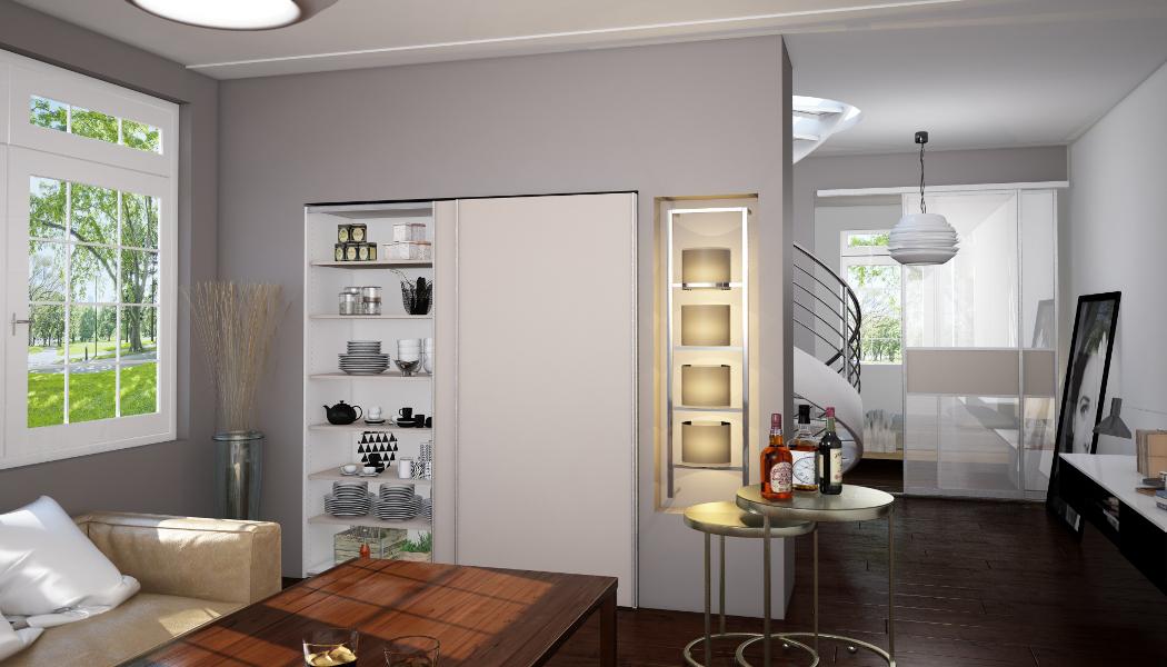 mein schrank einbauschrank schiebetueren meine. Black Bedroom Furniture Sets. Home Design Ideas