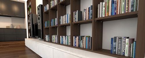 aufbewahrung regalsysteme holz m belideen. Black Bedroom Furniture Sets. Home Design Ideas