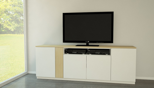 tv im schrank meine m belmanufaktur. Black Bedroom Furniture Sets. Home Design Ideas