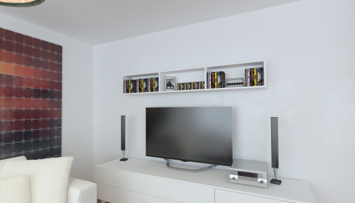 tv m bel wei meine m belmanufaktur. Black Bedroom Furniture Sets. Home Design Ideas