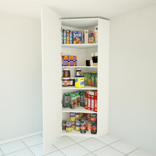 Vorratsschrank küche weiß  Vorratsschrank | meine möbelmanufaktur