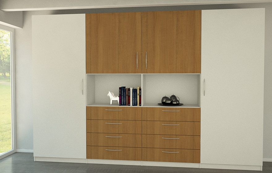 wohnzimmerschrank nach ma meine m belmanufaktur. Black Bedroom Furniture Sets. Home Design Ideas